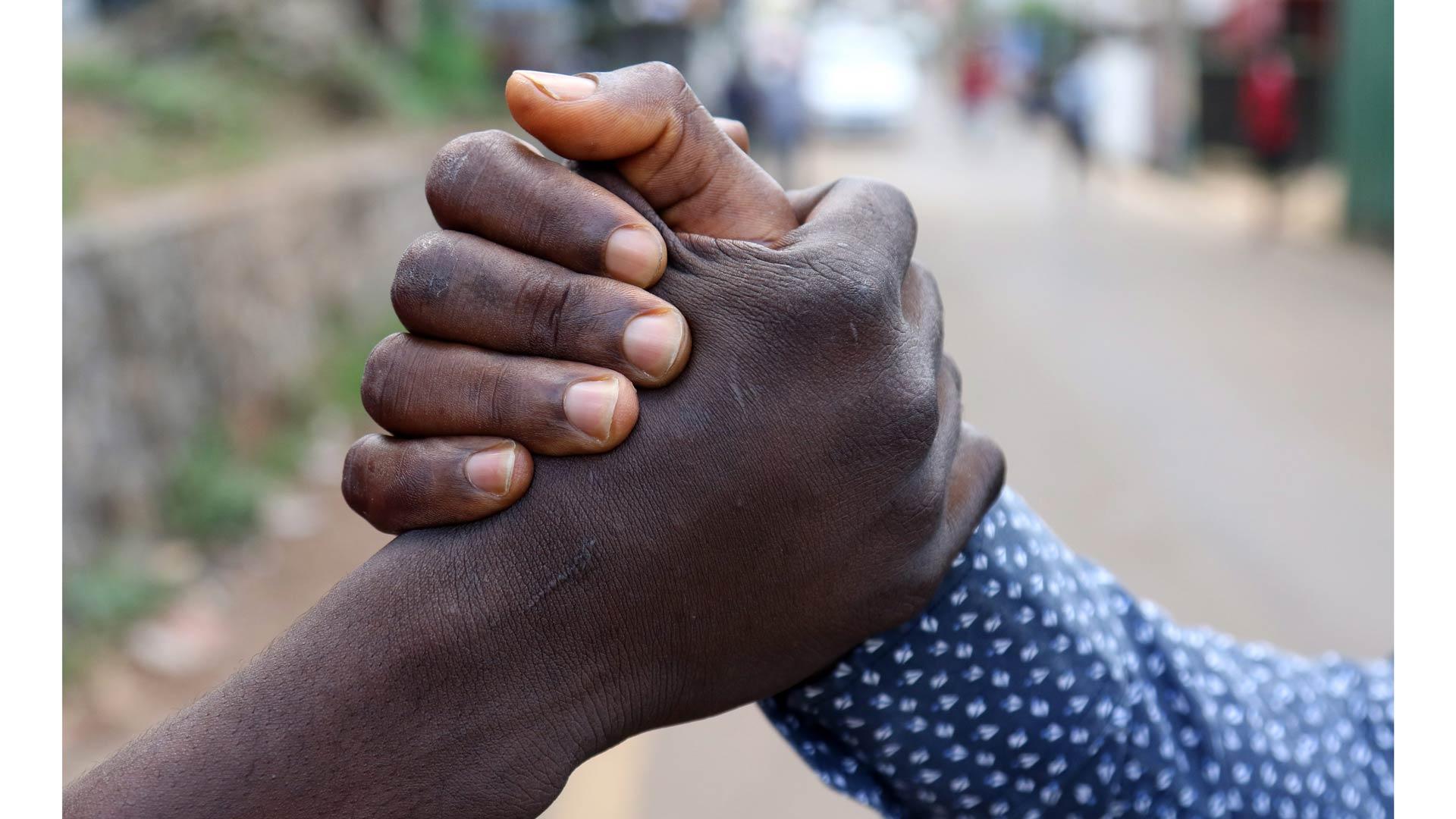 Afrikkalainen musta hanat